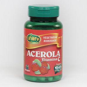Acerola - 60 cápsulas