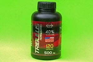 Tribulus Terrestris Golden 120 cápsulas 500mg